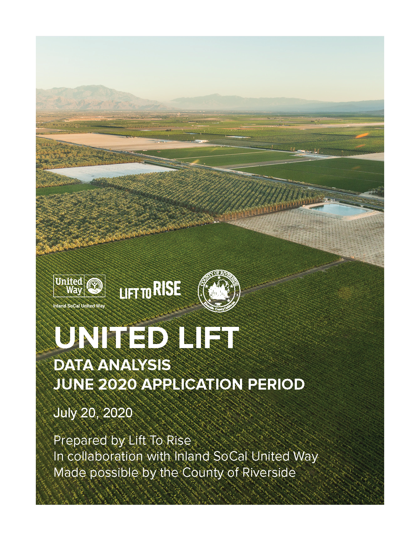 United Lift Supplementary Data Analysis
